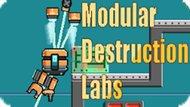 Игра Лаборатория Модульного Разрушения / Modular Destruction Labs
