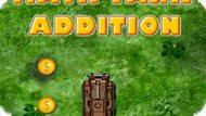Игра Математический Танк Дополнение / Math Tank Addition