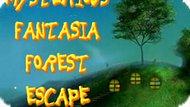 Игра Загадочная Фантазия Лесной Побег / Mysterious Fantasia Forest Escape