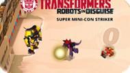Игра Трансформеры. Роботы Под Прикрытием: Супер Мини Нападающий / Transformers Robots In Disguise: Super Mini-Con Striker