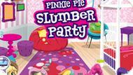 Игра Вечеринка С Ночевкой Пинки Пай / Pinkie Pie Slumber Party
