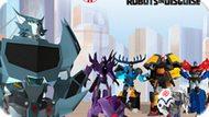 Игра Трансформеры. Роботы Под Прикрытием: Фракция Мерится Силами / Transformers Robots In Disguise: Faction Faceoff