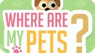 Игра Где Мои Домашние Животные? / Where Are My Pets?