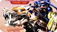Игра Трансформеры: Динобот Охотник / Transformers: Dinobot Hunt