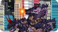 Игра Скомбинируй! Дино Робот Карнотавр / Combine! Dino Robot 64 Carnotaurus
