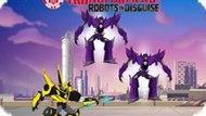 Игра Трансформеры. Роботы Под Прикрытием: Защитите Королевский Город / Transformers Robots In Disguise: Protect Crown City