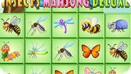 Игра Насекомые Маджонг Делюкс / Insects Mahjong Deluxe