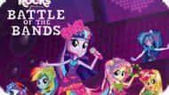 Игра Девушки Эквестрии: Сражение Групп / Equestria Girls: Battle Of The Bands