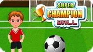 Игра Супер Чемпионский Мяч / Super Champion Ball