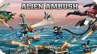 Игра Линкор Kрe-O: Засада Пришельцев / Kre-O Battleship: Alien Ambush