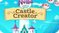 Игра Нелла Отважная Принцесса: Постройка Замка / Nella The Princess Knight Castle Creator