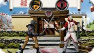 Игра Бросок Кобры: Тренировка Ниндзя / G.I. Joe Sigma 6 Ninja Showdown