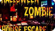 Игра Хэллоуин Зомби Дом Побег / Halloween Zombie House Escape