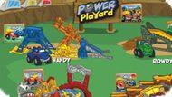 Игра Приключение Чака И Его Друзей: Сила / Tonka — Chuck & Friends: Power Playard