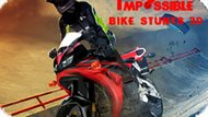 Игра Невероятные Трюки На Мотоцикле 3D / Impossible Bike Stunt 3D