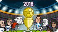 Игра Троллфейс Кубок По Футболу 2018 / Troll Football Cup 2018