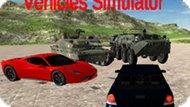 Игра Симулятор Транспортных Средств / Vehicles Simulator