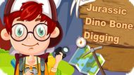 Игра Юрские Динозавры: Раскопки Костей / Jurassic Dino Bone Digging