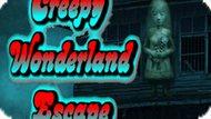 Игра Побег Из Жуткой Волшебной Страны / Creepy Wonderland Escape
