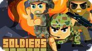 Игра Бой Солдат / Soldiers Combat