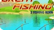 Игра Большая Рыбалка / Great Fishing