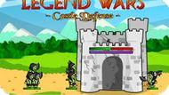 Игра Легендарные Войны: Защита Замка / Legend Wars: Castle Defense