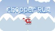 Игра Пробег Вертолета / Chopper Run