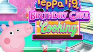 Игра Свинка Пеппа: Готовим Торт К Дню Рождения / Peppa Pig Birthday Cake Cooking