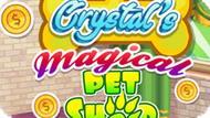 Игра Волшебный Зоомагазин Кристалл / Crystal's Magical Pet Shop