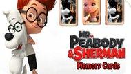 Игра Мистер Пибоди И Шерман: Карты Памяти / Mr Peabody & Sherman Memory Cards