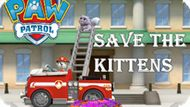 Игра Щенячий Патруль: Спасение Кошек / Paw Patrol Save The Kittens