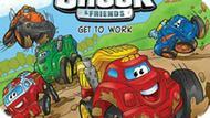 Игра Приключение Чака И Его Друзей: Книга Историй / Tonka Chuck & Friends: Story Book