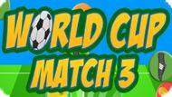 Игра Чемпионат Мира По Футболу 3 / World Cup Match 3
