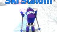 Игра Лыжный Слалом / Ski Slalom