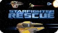 Игра Звездные Войны: Спасение Джедая / Star Wars: Jedi Starfighter Rescue
