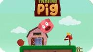 Игра Пукающая Свинья / Farting Pig