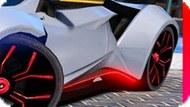Игра Необычные Автомобили: Скрытые Звезды / Fancy Cars Hidden Stars