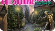 Игра Симпатичная Белка: Побег Из Заключения / Cute Squirrel Escape From Prison Cell