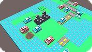 Игра Маленькие Механические Войны / Mini Mech Wars
