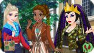 Игра Принцессы Злодейки: Экипировка Летней Одежды / Princess Villain Urban Outfitters Summer