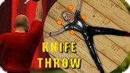 Игра Бросок Ножа / Kniff Throw