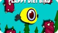 Игра Свисающая Диетическая Птица / Flappy Diet Bird