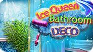 Игра Ледяная Королева: Дизайн Ванной / Ice Queen Bathroom Deco