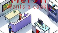 Игра Мерилл Желает Печенье / Meryll Wants A Cookie