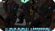 Игра Враждебность Пришельцев / Aliens Enemy Aggression