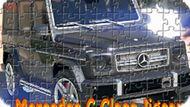 Игра Мерседес G Класса Головоломка / Mercedes G Class Jigsaw