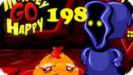 Игра Счастливая Обезьянка: Уровень 198 / Monkey Go Happy Stage 198
