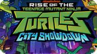 Игра Черепашки Ниндзя: Темный Город / Tmnt: City Showdown