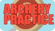 Игра Практическая Стрельба Из Лука / Archery Practice
