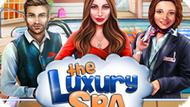 Игра Роскошный Курорт / The Luxury Spa